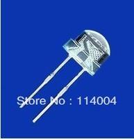 NEW Wholesale 1000pcs/Lot New 5mm Ultra Bright Straw Hat White LED Free Shipping