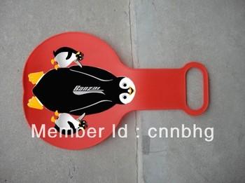 KX10 Plastic sledge snow ski sled board
