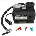 300 PSI Portable Auto Electric Car Pump Air Compressor Tire Inflator Tool Free shipping