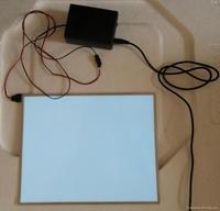 free shipping 2pcs A4 Size High brightness El Backlight/El Sheet/El Panel