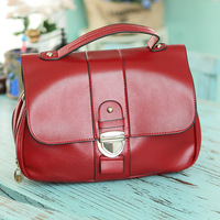 Small fresh big bags 2013 preppy style casual young girl shoulder bag