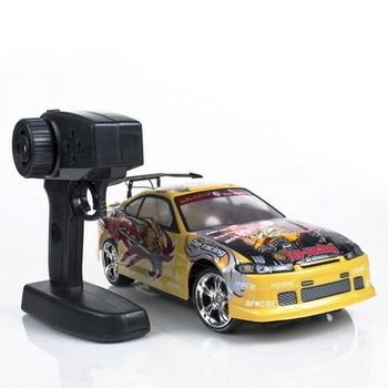 RC Drift Car 1/14 Remote Controlled Car  Racing Car 4WD ELECTRIC US plug
