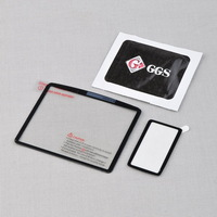 GGS IV Self-Adhesive Optical Glass LCD Screen Protector for Nikon D90 Camera