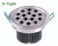 [ A-Light ]-259    led ceiling light, 15*1W,  direct selling, hole 140mm, best price