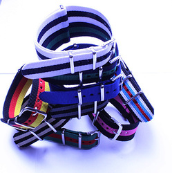 retail 1pcs High quality 20MM Nylon Watch band watch strap colorful fashion wach band- 8 color available(China (Mainland))