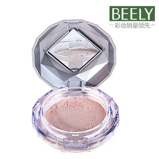 Lightmindedness beely oil control mineral powder pearlizing glitter belt fix powder loose powder