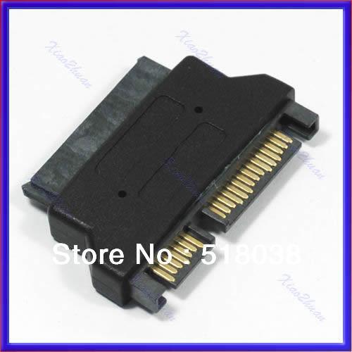 """A25Free Shipping 1.8"""" 16p Micro SATA SSD HDD to SATA Motherboard Adapter(China (Mainland))"""