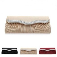 Fashion 2013 evening bag, women's day clutch bag, women's handbag, small bridal handbag,Free shipping