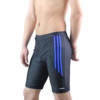 Fashion long male swimming trunks male boxer swimming trunks plus size plus size boys swimwear sexy