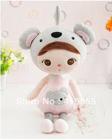 2013  1pcs/ lot  models  Lucky baby Metoo plush toy doll children's gifts Valentine's Day Gift free shipping hot sale