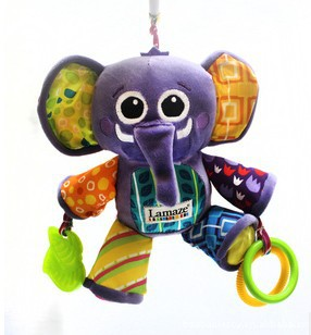 Free shipping ! Early Development Lamaze Toys Elephant Play and Grow/Baby toys/Musical toys gift for 0-3yesr(China (Mainland))