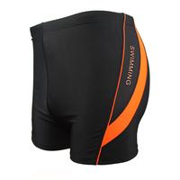 NEW FASHION  men's swimwear male swimming trunks   male boxer swimming trunk plus size  swimwear men sexy BEST GIFTS