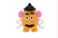 Wholesale 2GB 4GB 8GB 16GB 32GB usb drive usb flash drive memory cartoon toy story Mr Potato Head