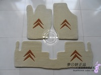 Citroen fukang car dongfeng mat special car mat auto upholstery automotive supplies wool mat