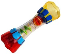 Elc bath toys glass tube