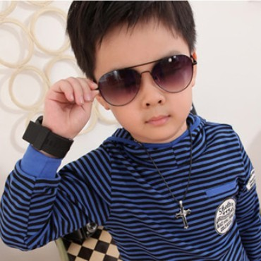 Free shipping Emma . cc large sunglasses male 2013 baby child male child sunglasses female child -1a05c(China (Mainland))