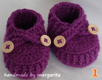 Baby crochet shoes Baby Booties Crochet Pattern handmade Ballet Slipper toddler Crochet Prewalkers free shipping