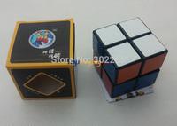 wholesale 100pcs/lot Shengshou ss 2x2 speed cube twist puzzle educational toy +Fedex/EMS Free shipping