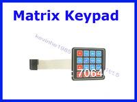 Wholesale 20PCS/LOT 16 Key Membrane Switch Keypad 4 x 4 Matrix Array Matrix keyboard
