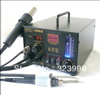 AOYUE Solder Station 220V AOYUE968A  AOYUE968A+ AOYUE 968A+ AOUYE Repairing System SMD Soldering Iron By DHL