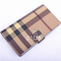 Free shipping NEW100% Unisex fashion  large capacity PU card holders wholesale and retail