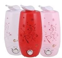 Double nozzle humidifier, colorful night lamp humidifier, humidifier, new high-grade fashion, ultrasonic humidifier