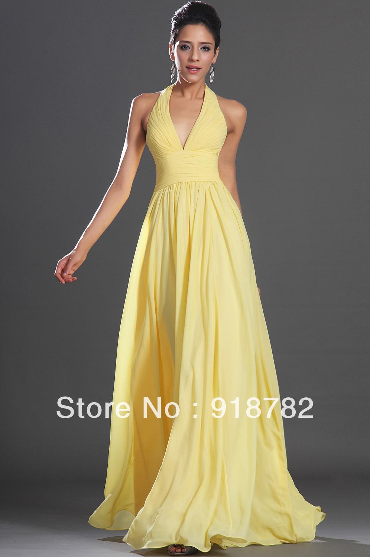 Светлые длинные платья в пол 4