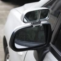 Typer car mirror rear view mirror side mirror big cycloscope mirror