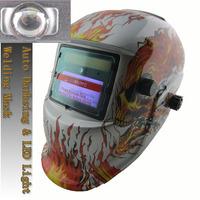 Cheap LED light  illumination li+solar auto welding  mask /welding helmet/welder cap for the TIG MIG MMA MAG welding machine