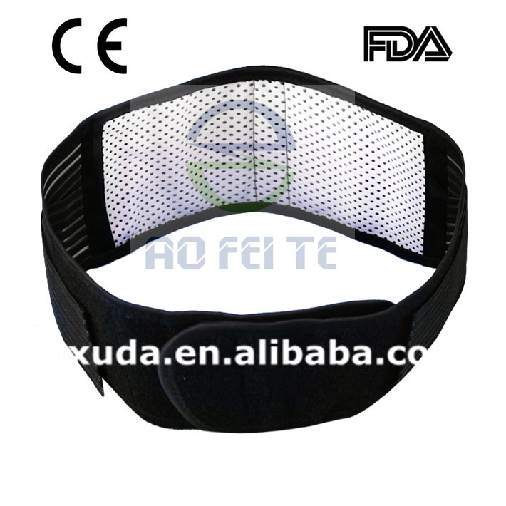 Far infrared waist protection belt with Natural Magnetic(China (Mainland))