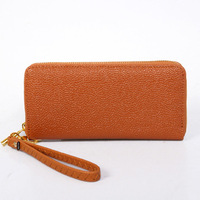 Free Shipping Retail 2013 New Arrival Fashion Cheap  Women PU Leather Purse Female Long Wallet Lady Purse
