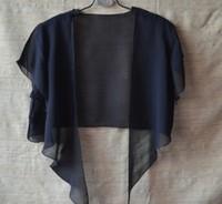 Mulberry silk short jacket silk small cape ultra-thin breathable women's V-neck small shrug cardigan