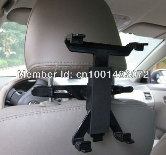"Universal Car Mount Headrest for IPAD 2 3 4 mini / 8""-14"" Tablet PC / GPS multi Holder Bracket Clip Car Seat Holder Stand(China (Mainland))"
