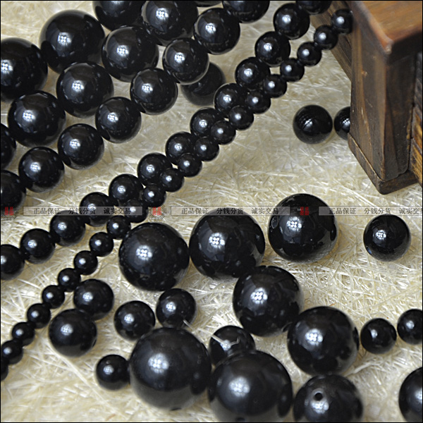 Diy handmade beaded semi-finished products accessories beads 4mm-16mm 1212(China (Mainland))