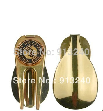 metal golf divot repair tool with moveable ball marker(China (Mainland))