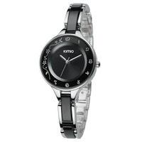 New arrival Free shipping KIMIO fashion quartz Wrist women bracelet watches for lady girl good quality 10pcs/lot K489M