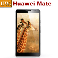 100% Original 6.1inch IPS HUAWEI Ascend mate 3G SmartPhone Quad core 1.5Ghz  2GB RAM 8GB ROM Android 4.1 4050mAh Battery