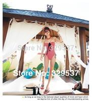 WOW!!! hot New Competitive price Fashion Sexy Women Monokini Bikini Black And Red Color S/M/L Fashion HT Swimwear