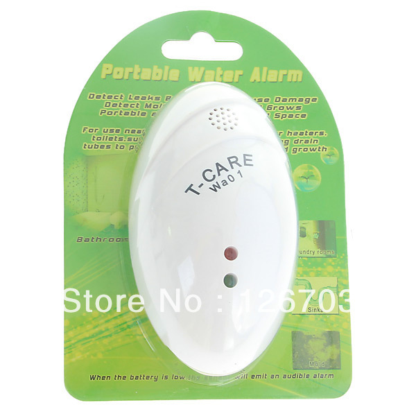 Professional Water Alarm for Sump Pump Floods Leaks Bathroon Laundry Safety(China (Mainland))