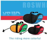 New Fashional bicycle bag 3 Colors Saddle Bike bag 2013 Fashional bike saddle bag Wholesale/Drop shopping[B02057]
