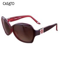 free shipping wholesale  new fashion sunglasses lady style TR90 sunglasses plarized AR coating lens