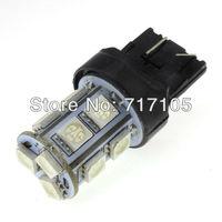 2PCS W21/5W 580 7443 T20 or 7440 7441 992 Reverse Light  13 SMD LED STOP TAIL CAR BULBS turn light,tail light,car led light