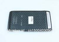 OEM Brand Original Cover For Motorola XT912(Droid RAZR )  Full Black Housing Sets with small parts