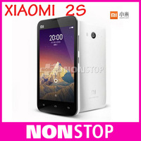 New Origianl XIAOMI 2S M2s 2G RAM 16G/32GB ROM APQ8064 Quad Core 1.7Ghz WCDMA 3G MIUI V5 4.3inch 1280*720 8MP/13MP Camera phone