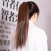 Wig horseshoers female wig horseshoers long horseshoers ribbon