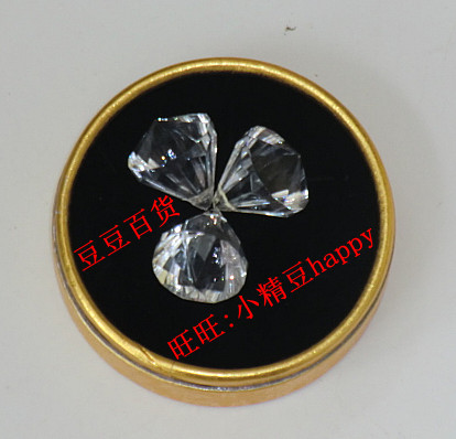 Curtain bead curtain diamond pendant crystal beads accessories beads 23 27mm(China (Mainland))