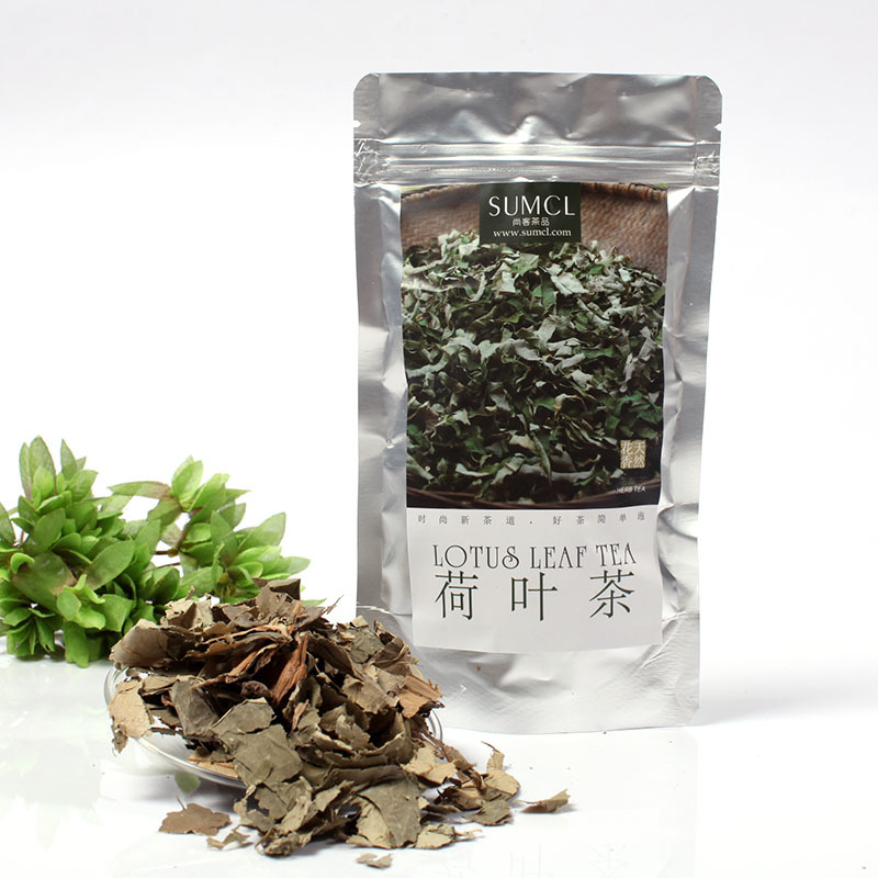 free delivery Herbal tea lotus leaf tea flower tea natural herbal tea SUMCL(China (Mainland))