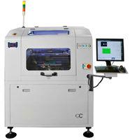 The Cc series fully automatic solder paste printer Tesla-Cc-1