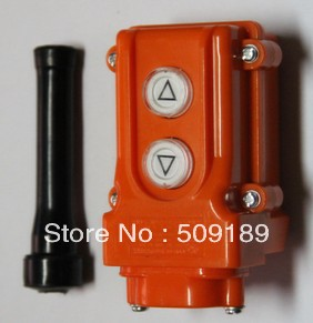 COB-21 Push button Switch for hoist and crane,Control Box(China (Mainland))
