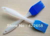 Free shipping 2PCS Silicone cake brush tools